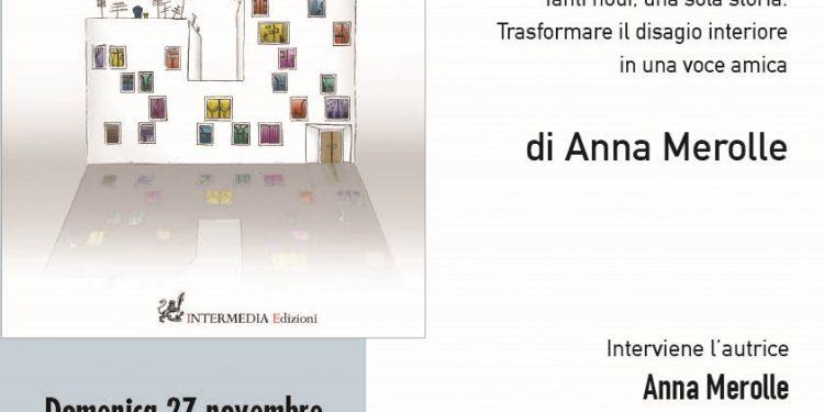 """Presentazione """"Il filo di Anna"""" 27 novembre, ore 17,00 Orvieto"""